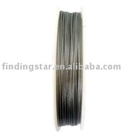 1roll Silver color of tiger tail with FREE SHIPPING