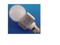 E27 LED bulb,4W;390LM;AC220V input;5500-6500K;cold white
