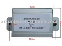 LED temperature, humidity and brightness sensor, install inside or outside of led screen