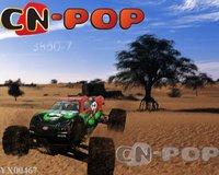 free shipping 1:10 RC buggy 28CC nitro gas 4WD off road car radio remote control truck car toys
