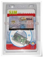 multifunction sim card backup device