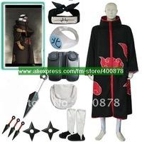 Рекламный костюм Hot! Apparel Naruto Shippuden Uzumaki 2nd Men's Cosplay Costume set for cosplay and halloween
