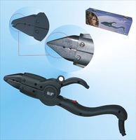 Wholesale-hot sellling Loof constant hair extension iron high quality  JR-608-black
