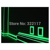 luminous light of waistline stair line crash line luminous stickers cycle luminous
