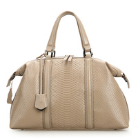 2014 women's genuine leather handbag fashion cross body shoulder bags,cowhide snake skin pattern tote bags 0496