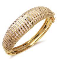 2014 christmas High quality 18k gold bracelet popular  for women's  gift