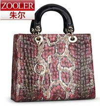 Змеевик узор мешок воловья кожа сумочка плечо сумки коммерция женщины пр сумочка натуральная кожа сумка-мессенджер