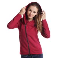 2014 women's fashion hoodies spring autumn sports sweatshirt female casual cardigan sportswear top running coat