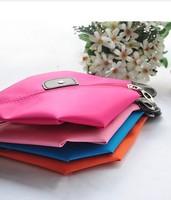 Women Zipper Cosmetic Case Bag Makeup Purse