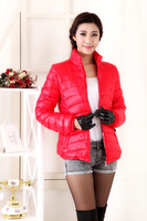 2014 slim thin fashion down coat  Down jacket