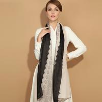 2014 thin scarf female fluid 01 wire pattern cape scarf 01