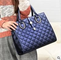 W556 embroidery plaid women's handbag women's handbag shoulder bag messenger bag handbag women's