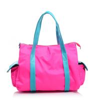 C200 neon shoulder bag big bags 2014 women's handbag big bags student bag