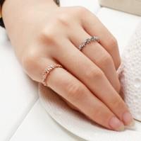 Latest fashion crystal ring