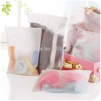 Flowers travel storage bag sorting bags waterproof underwear storage bag  5in1