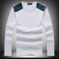 Plus size M-6XL Good Quality Men's Tshirt 2014 Spring Clothing Mans TEE t-shirt #2995