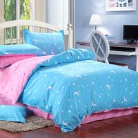 2014 production 128 68 100% manufacturers cotton four piece set piece bedding set