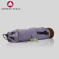 100% cotton thickening canvas multifunctional yoga bag backpack bag original design top grade yoga buggy bag