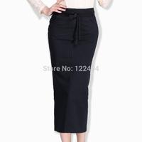 8980 2014 fullslim hip casual full plus size female bust skirt