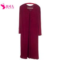 Free shipping 2014 new surplus ladies big yards long cardigan sweater shawl