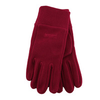 Gloves women's lovers winter gloves thickening winter thermal ride gloves outdoor fleece gloves