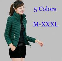 5 colors in store!  new 2014 Winter jacket women clothing winter coat women winter  overcoat women jacket parka