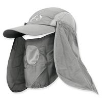 Novelty Outdoor Sun Hat Female Anti-uv Sunbonnet Male Ride Quick-drying Fishing Hats Jungle Sports Cap