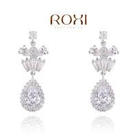 accessories Roxi fashion tassel long paragraph ultra drop earring earrings no pierced earrings female gold plated alloy