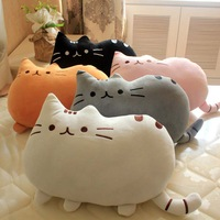 Cat big pillow cushion biscuits cat plush toy doll pillow toys