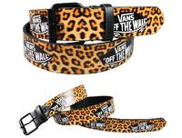 2014  fashion strapsports   Hip-hop skateboard street personality Leopard PU belt