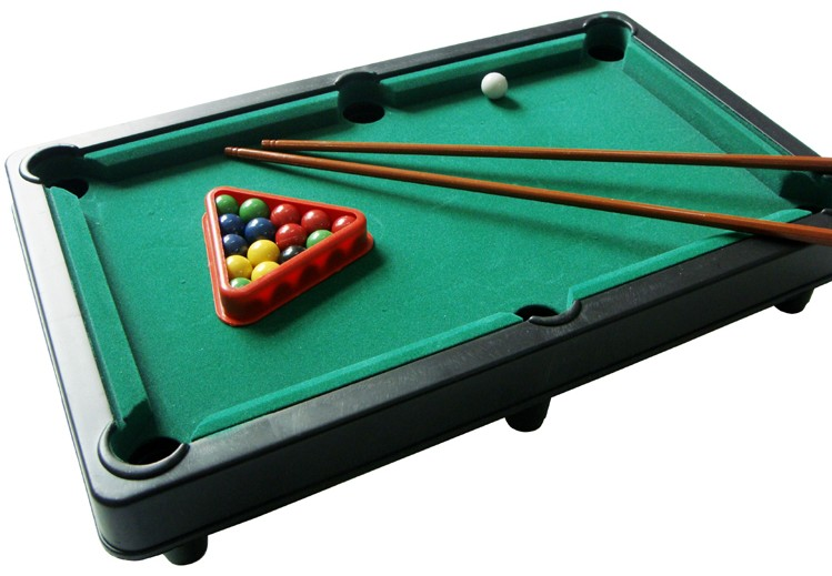 2014 New Mini Pool Ball Snooker Top Desktop Table Game Gadget Toy Novelty Gift Billiards Fitness for Children Kids Free Shipping(China (Mainland))