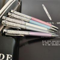 Crystal pen    ballpoint pen touch screen pen capacitor pen