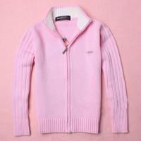 2014 autumn and winter child sweater autumn child 100% cotton sweater child line sweater child 100% cotton sweater outerwear