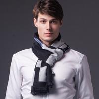 30% discount men's woman's autumn winter 2014 fashion male scarf plaid sheep trophonema lovers design female muffler scarf cape