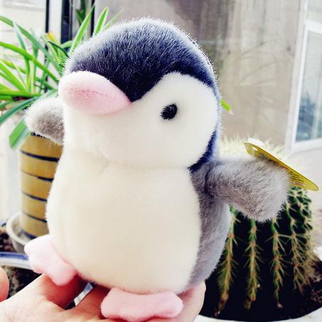 Penguin plush doll(China (Mainland))