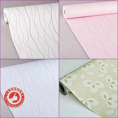 Wallpaper wall decoration wallpaper eco-friendly syncronisation adhesive water ripple(China (Mainland))