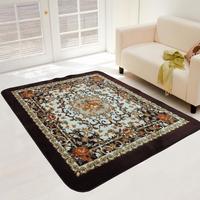 Woven carpet living room coffee table carpet 200 250cm