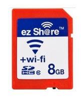ezShare wifi sd memory card 16gb 32gb 8gb sd wireless card emperorship tr200 tr150 Free shipping