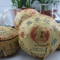 Premium 100g Chinese yunnan puer tea pu er tuocha China cooked puerh tea pu'er the health care ripe pu er tea for lose weight