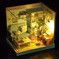 Handmade diy assembled model birthday gifts home