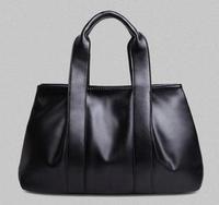 Hot new style women handbag 2014 fashion women leather handbags solid color women messenger bag crossbody shoulder bag