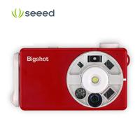 Big shot diy handmade assembly 3d intelligent hd digital camera stereo lens