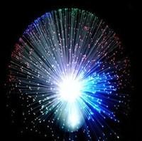 Flash led optical fiber flower mantianxing luminous small child toy night market