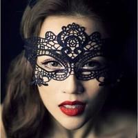 Free shipping lace mask dance party mask Halloween mask mask