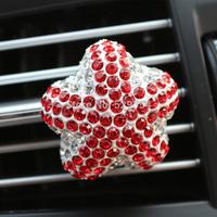 Auto upholstery cartoon rhinestone perfume outlet kitten vehienlar balm BalmOutlet Starfish Crystal Diamond perfume