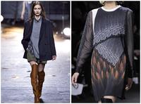 Fashion ruslana korshunova silk mulberry silk one-piece dress irregular star