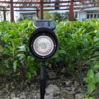 Landscape Lighting,Spot light ,solar lawn lamp, garden lights ,Lawn Spotlight LED lights,Easy installation