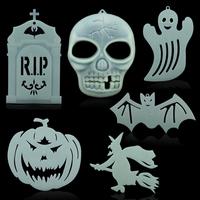 Halloween supplies haunted house props halloween decoration luminous decoration pendant