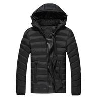 new winter men cotton wadded coat outdoor jacket men winter jackets men's down outwer free shipping CE12