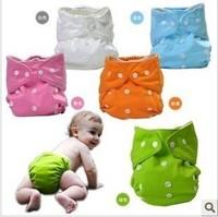 Baby diaper baby cloth diaper nano antibiotic adjustable maccies newborn diapers breathable leak-proof diapers
